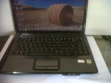 Notebook,laptop compaq v3000 dijual