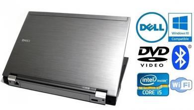 Dell Latitude E6410 Core i7 4GB Windows 7 Laptop