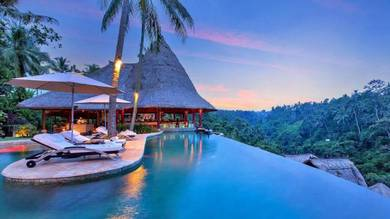 4D3N Honeymoon Bali (Villa & Hotel)
