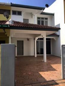 Renovated FREEHOLD 2 Storey Terrace Bukit Katil Ayer Keroh