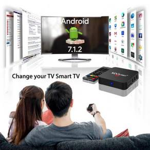 Mxq 4k- New android tv decoder box pro