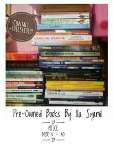 Pre-Owned Books & Clothes