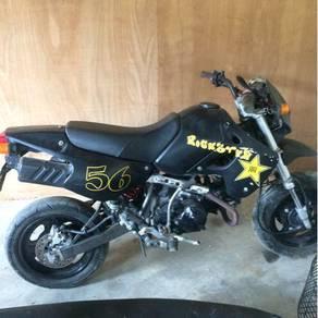 2010 Kawasaki KSR 110