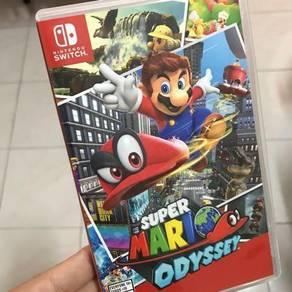 Mario oddeysey switch