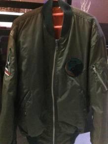 Indonesian Airforces Bomber Jacket