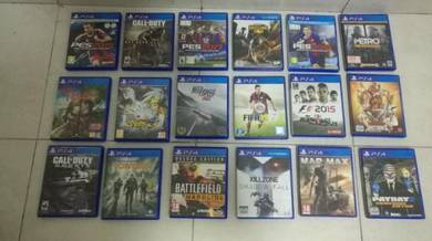 Ps4 games koleksi 1