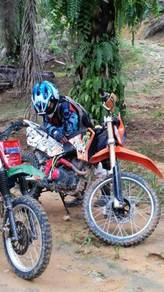 Demak dtm 150 motard motocross