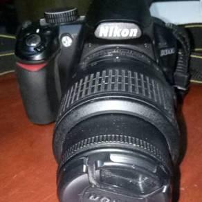 Nikon 3100 mau dilego