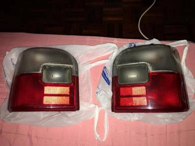 Kancil: Rearlight complete set (both)