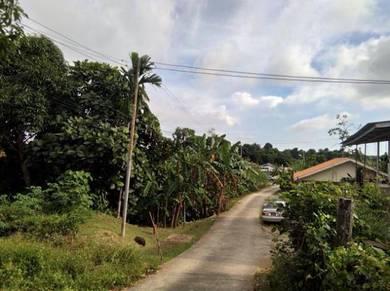 Tanah tepi Simpang Jalan Dawar, Bukit Kalam, 5 min to Layang-Layangan