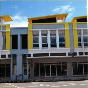 2 Sty Shop Office, I-Peak Business Centre, Lahad Datu [2906sf]