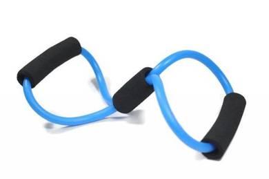 Gym Training Bands Rope Tube (Blue)