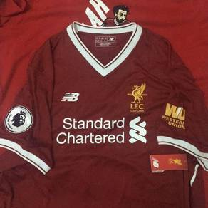 Liverpool Home Jersey New Balance