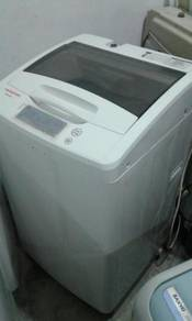 8kg mesin basuh full auto pensonic