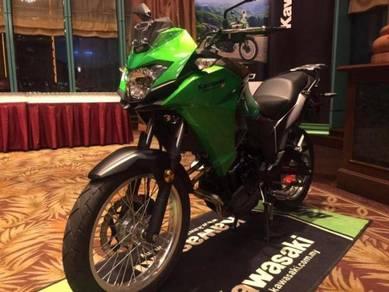 Kawasaki Versys X 250 15 Free Gift Items