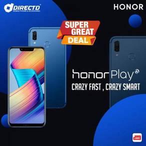 Promosi!! HONOR Play (4GB RAM   64GB ROM) -MYset