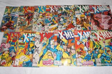 X-MEN. 1991 series issue 1-13. Collector's Set