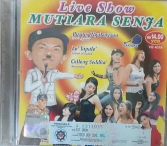 Mutiara Senja Live Show VCD