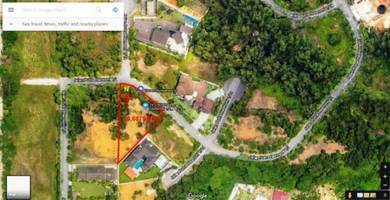 Usj Putra height bungalow land close to 20,000sf