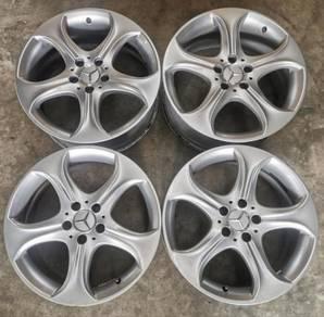 Sport rim Used Ori Mercedes 18 C200 C250 A250 C300