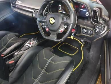 Tinted CARPET FORD FIESTA FOCUS RANGER MUSTANG BMW