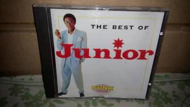 CD The Best of Junior