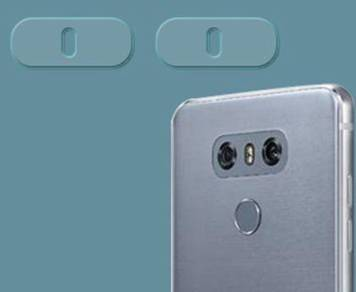 LG G6 Rear Camera Tempered Glass
