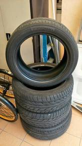 Used Tyre 225/50/18