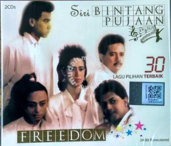 CD FREEDOM Siri Bintang Pujaan 2CD