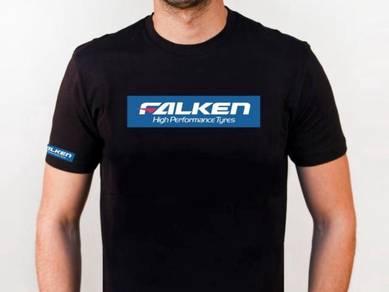 Baju T-Shirt FALKEN NSQ132 siap poslaju