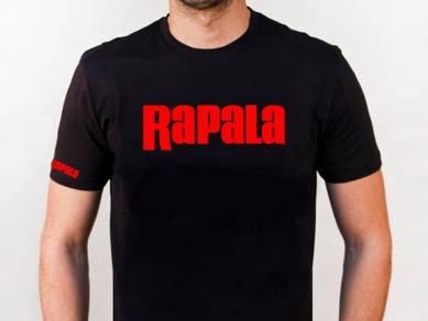Tshirt Baju RAPALA IV TSV siap poslaju