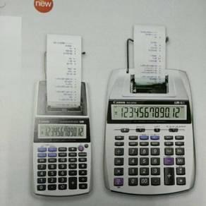 Calculator printing