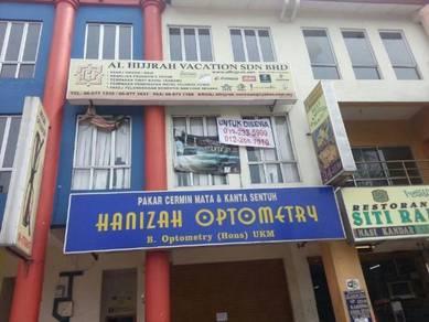 Rumah Kedai Untuk Di jual, Senawang