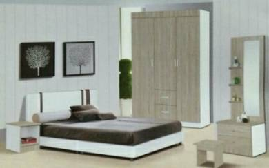Bedroom set 3 door
