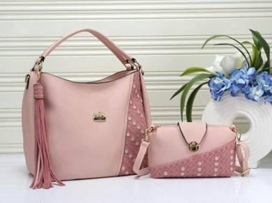 Set Hantaran Bajet - Pink