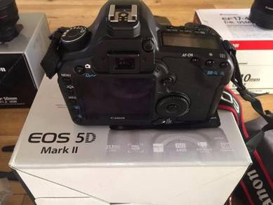Canon 5D Mark II - Excellent Condition,
