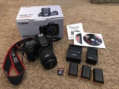 Canon EOS 70D 20.2MP Digital Camera