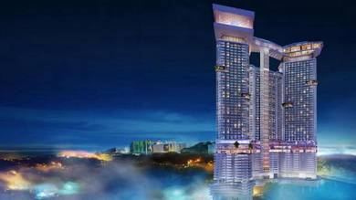 Pre-Launch Genting Hilltop , Ready Tenant, Freehold, High Return