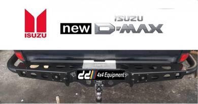 ISUZU NEW DMAX marco rear bull bar bumper 4WD 4X4
