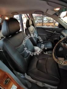 Proton Waja Semi leather seat