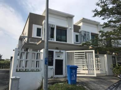 BELOW MV, END LOT, 2 storey, Setia Indah 13, Setia Alam
