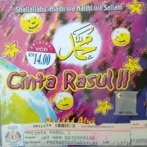 Cinta Rasul II Karaoke VCD