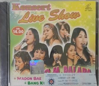 Konsert Live Show O.M. Palapa VCD