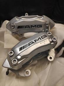 Mercedes Benz 4 pot Brembo AMG caliper