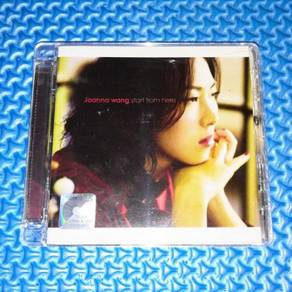 Joanna Wang - Start From Here [2008] Audio CD