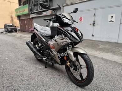 Yamaha Y15ZR / y15zr ( Stok Ready & Apply Online)
