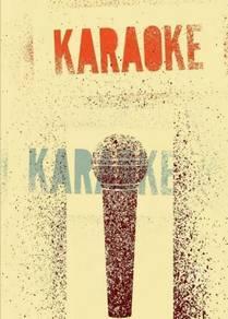 Koleksi Lagu Karaoke 52K + 2TB HardDisk