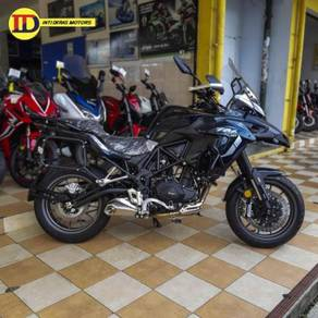 Benelli NEW TRK502LE TRK502 LE