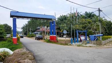 Agriculture Land Main Road Frontage Parit Jalil Tongkang Pecah Batu Pa