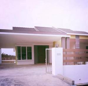 New single storey semi detached  - Kuching